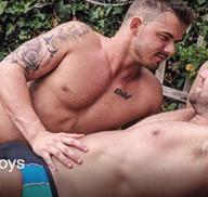 Performer CAM4: intervista alla coppia gay del momento Oz_Gym_Boys