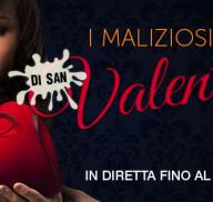 Fai il pieno di amore con centinaia di show di San Valentino su CAM4!
