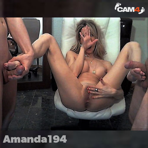 footjob a tre - amanda194