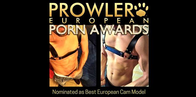 Evan & Aaron – due ragazzi italiani in nomination tra i migliori Webcam Model europei!