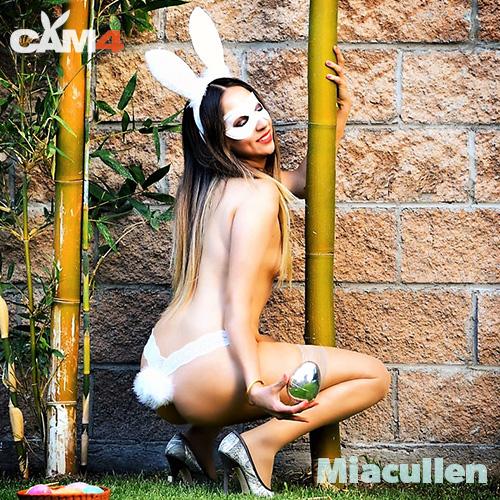 miacullen - foto hd coniglietta sexy