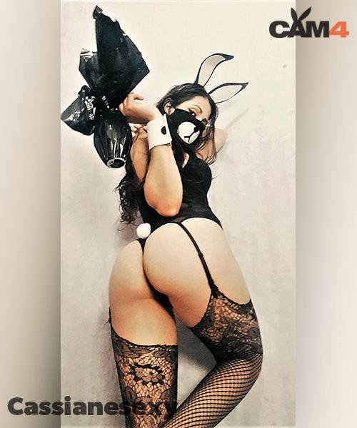 sexybunny - Cassianasexy camgirl
