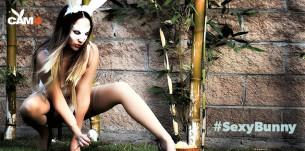 SEXY BUNNY – Le foto delle conigliette e i coniglietti più sexy… in camporella!