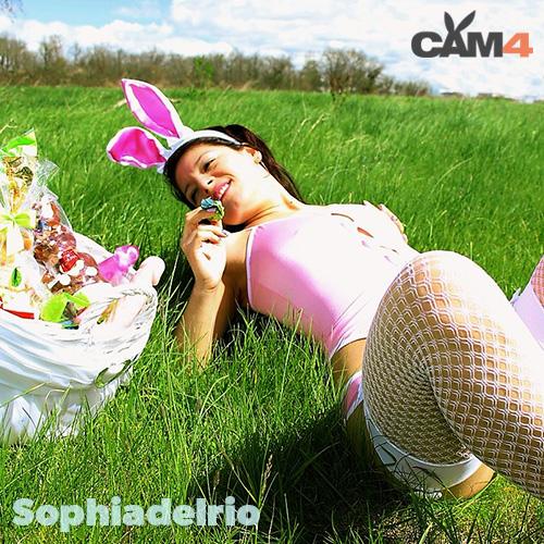 sophiadelrio - foto hd coniglietta