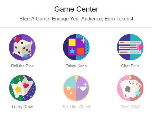 game center cam4