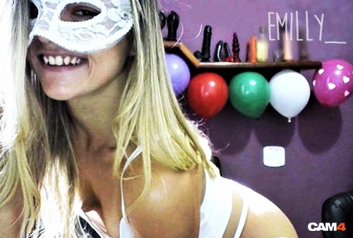 Emilly_ - webcam girl