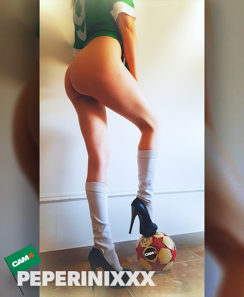 PEPERINIXXX - sexy mondiali di calcio foto