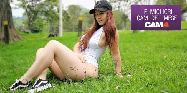 Sexy Cam Maggio: la classifica delle webcam porno più viste su CAM4