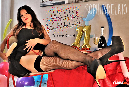 sophiadelrio webcam performer
