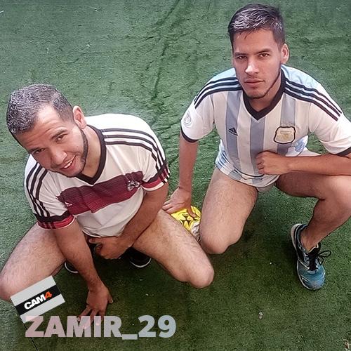 ZAMIR_29 latino sex football