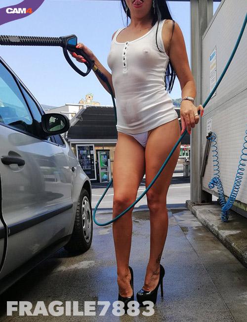 fragile7883 - camgirl carwash