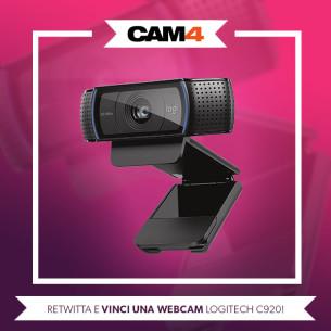 Estrazione in diretta! Vinci una Webcam HD con CAM4 Italia!