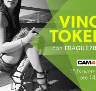 VINCI TOKEN! Estrazione in diretta di 3 pacchetti con Fragile7883