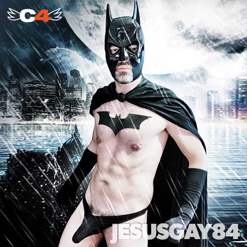 jesusgay84 batman porno