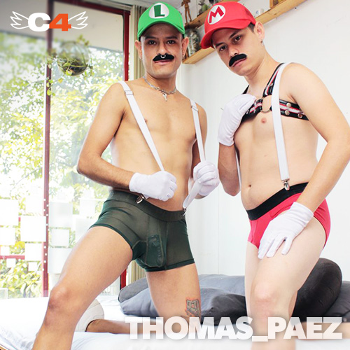 thomas_paez - mario bross gay