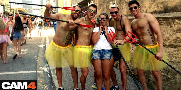 CAM4 presente al magico Carnevale Brasiliano di Florianopolis! (Gallery)