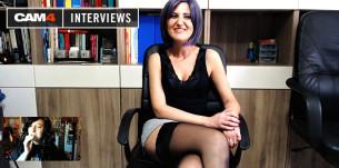 Blue_Pussy – La Segretaria Porca che tutti vorrebbero avere in ufficio!