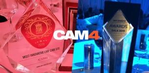 CAM4 premiata agli AW Summit e Bucharest Summit Awards 2019!