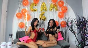 Godi con la gallery HOT della festa di compleanno CAM4!
