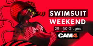 Una Porno Prova Costume in webcam – Questo weekend su CAM4!