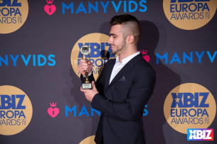 XBIZ Europa Awards – Thony_Grey è  il miglior Cam Model dell'anno!
